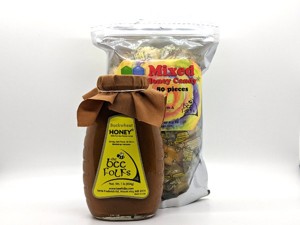 Buckwheat Honey Bundle
