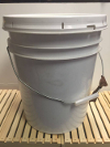 Almond Honey, 5-gallon Bucket